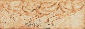 Gladys Mgudlandlu; Birds