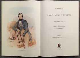 William Cornwallis Harris; Portraits of the Game and Wild Animals of Southern Africa