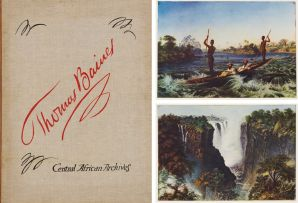 Thomas Baines; Thomas Baines: His Art in Africa