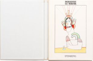 Saul Steinberg; Derriere le Miroir
