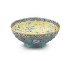 A Chinese famille-rose bowl, 20th century