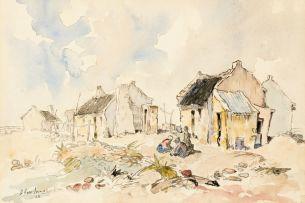 Alexander Rose-Innes; Cape Cottages