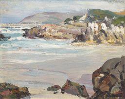 Hugo Naudé; Voëlklip Beach, Hermanus