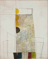 Hannes Harrs; Abstract Composition