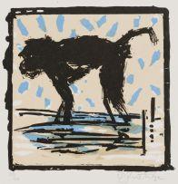William Kentridge; Baboon