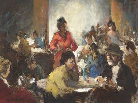 Alexander Rose-Innes; Pub Scene