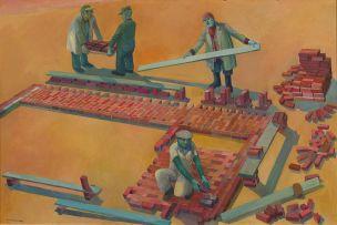 Alexander Podlashuc; Construction