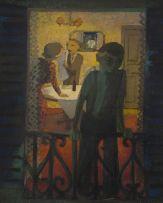 Marjorie Wallace; Sad Evening