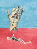 Clive van den Berg; The Hand of Constantine