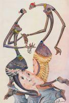 David Mogano; Ancient Ancestor Necklace