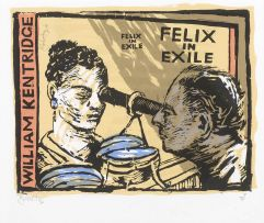 William Kentridge; Felix in Exile