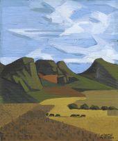 Peter Clarke; Landscape