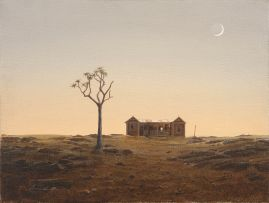 Keith Alexander; Pomona by Moonlight