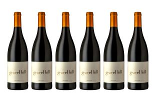 Hartenberg; Gravel Hill Shiraz; 2005; 6 (1 x 6); 750ml