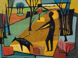 Bettie Cilliers-Barnard; Wandeling