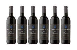 Meerlust; Rubicon; 2001; 6 (1 x 6); 750ml