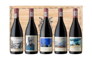 Hamilton Russell; Pinot Noir Vertical 2005 -2009; 05 - 09; 5 (1 x 5); 750ml