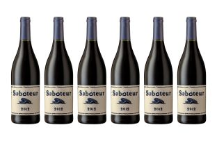 Luddite; Saboteur Red; 2012; 12 (2 x 6); 750ml
