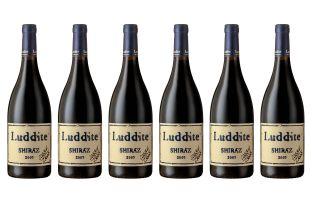 Luddite; Shiraz; 2007; 12 (2 x 6); 750ml