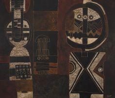 Lucky Sibiya; Abstract Figures