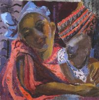 Cecil Higgs; Mother and Child