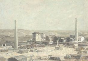 Anton Karstel; Wankie Colliery (Wonderful South Africa)