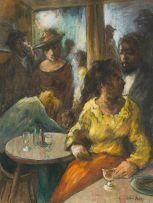 Alexander Rose-Innes; Bar Scene