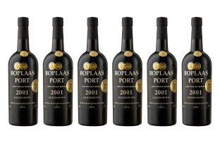 Boplaas; Cape Vintage Reserve; 2001; 6 (1 x 6); 750ml