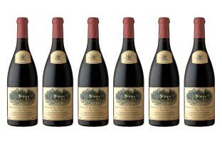 Hamilton Russell; Pinot Noir; 2001; 6 (1 x 6); 750ml