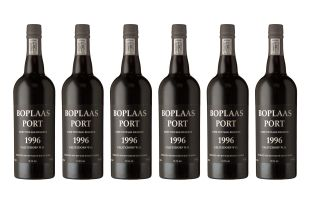 Boplaas; Cape Vintage Reserve Port; 1996; 6 (1 x 6); 750ml