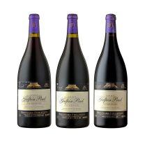Bouchard Finlayson; Galpin Peak Pinot Noir; 2003, 2004, 2005; 3 (1 x 3); 1500ml