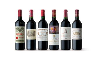 1998 First Growth Case; Bordeaux; 1998; 12 (2 x 6); 750ml
