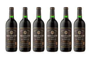 Meerlust; Rubicon; 1988; 6 (1 x 6); 750ml