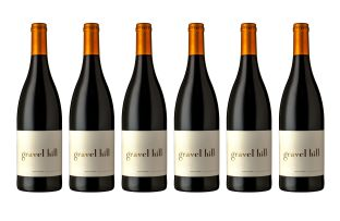 Hartenberg; Gravel Hill Shiraz; 2006; 6 (1 x 6); 750ml