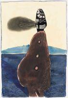 Colbert Mashile; Abstract Figure