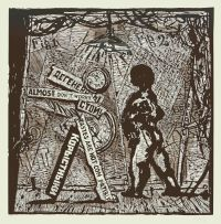 William Kentridge; Almost Don't Worry