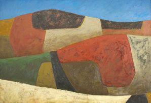 Erik Laubscher; Overberg Landscape