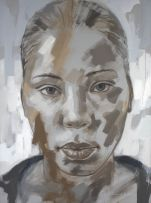 Lionel Smit; Grey Portrait