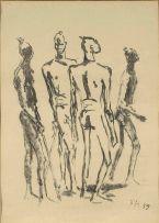 Fritz Krampe; Masai Men