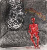 Albert Adams; Red Figure