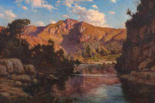William George Bevington; The Golden Glow
