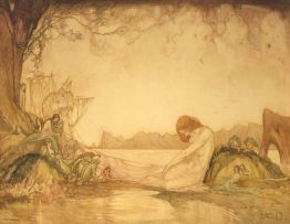 William Timlin; The Castaway
