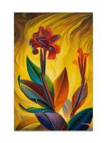 Vladimir Tretchikoff; The Tropical Flower