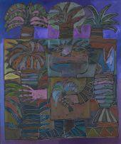 Jan Vermeiren; Purple Composition