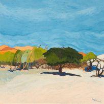 Douglas Goode; Kraal, Namibia (SWA)