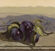 Neil Rodger; Prunus Domestica