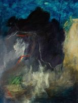 Fred Schimmel; Abstract Composition, No 512