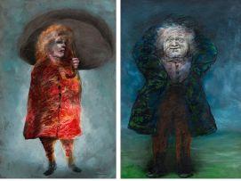 Karin Jaroszynska; The Red Cloak, Quasimodo, (2)