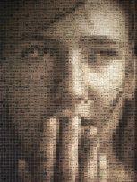 Pamela Stretton; Self Portrait