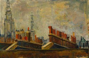 Anna Vorster; Bloomsbury Rooftops